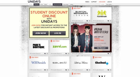 Get FREE, instant access to student discount. Join us today, and start saving with big retailers like ASOS, Topshop, Missguided, Bed Bath & .