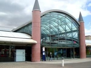 disney train station