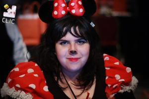 Minnie Mouse!