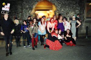 CLIC Awards 2012: Halloween Fancy Dress Edition