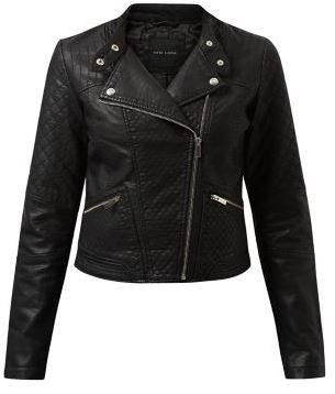 Leather Jacket New Look