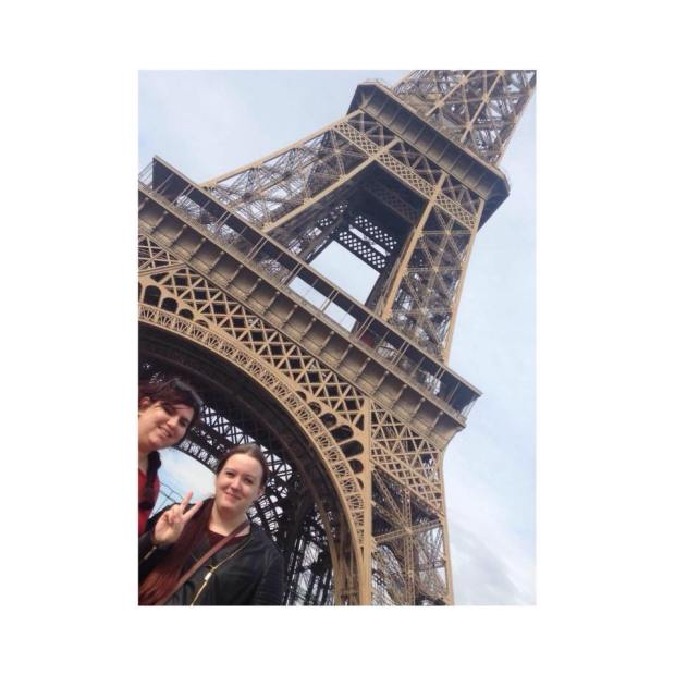 Eiffel Tower x