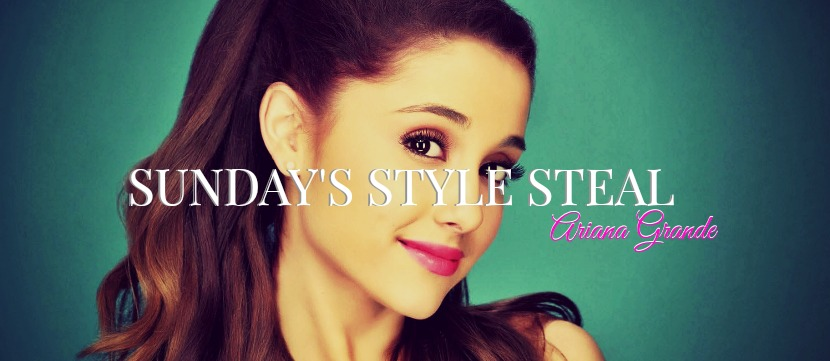 Sunday's Style Steal Ariana Grande