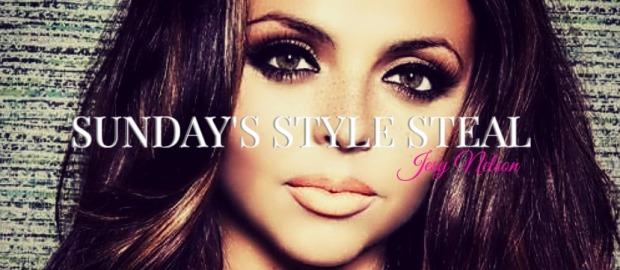 Sunday's Style Steal Jesy Nelson
