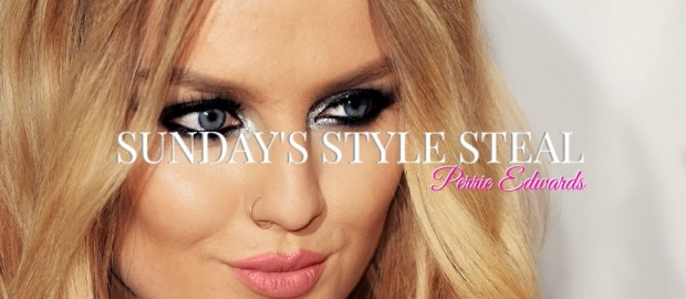 Sunday's Style Steal Perrie Edwards
