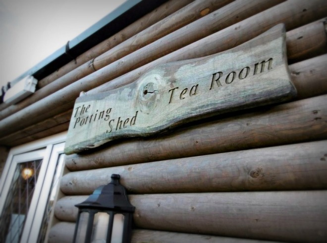 The Potting Shed And Tea Room Llantrisant