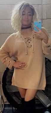 buy ally brooke sweater dress