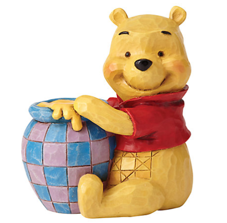 Winnie The Pooh Disney Traditions Figurine